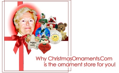 Why is ChristmasOrnaments the store for you?