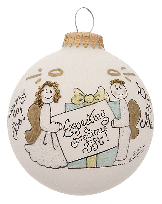 Expectant Couple Christmas Ornament – Compare Prices, Read