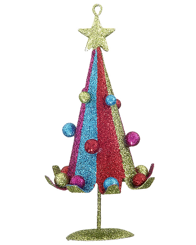 Metal christmas tree ornament other