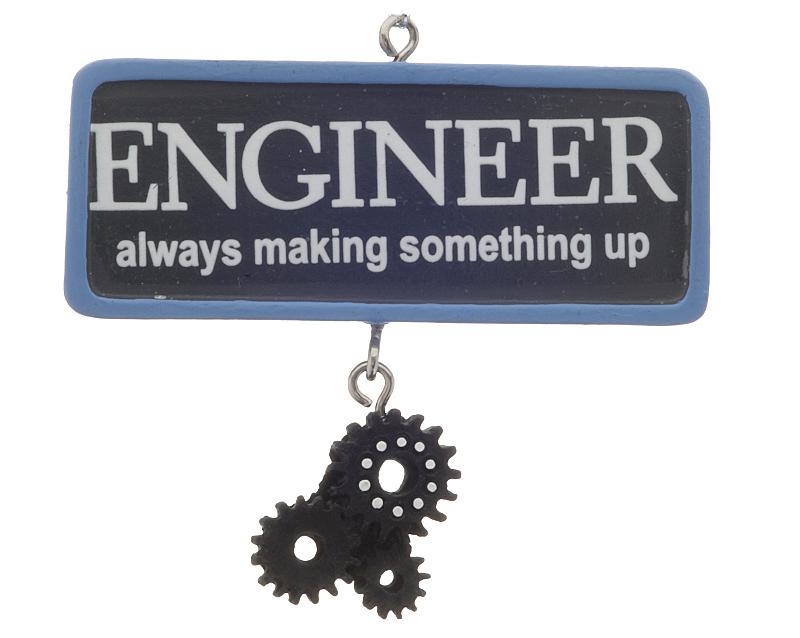 Engineer Christmas Ornament - Business ...