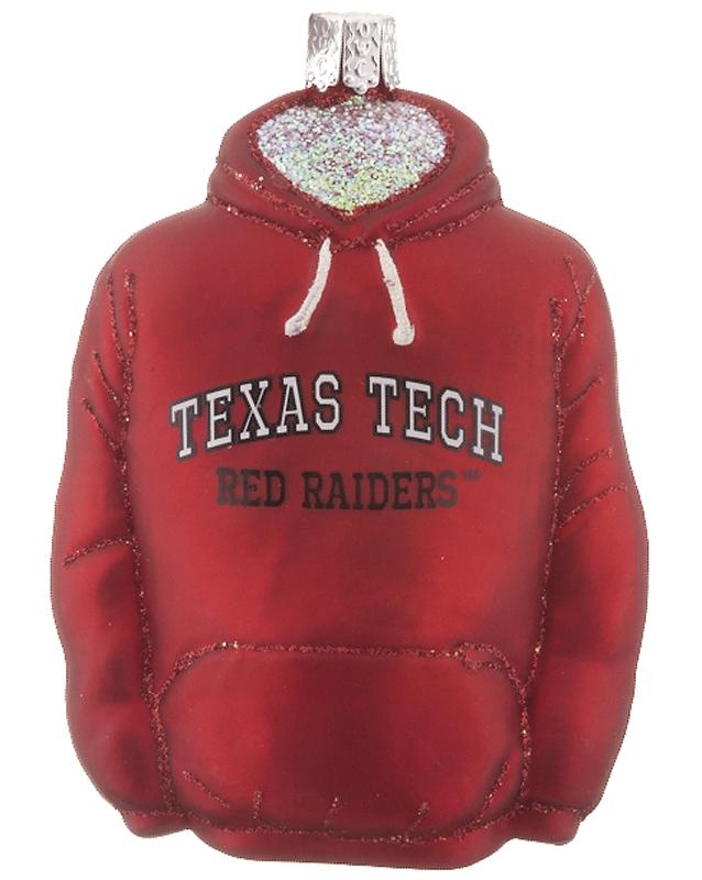 texas tech christmas ornament