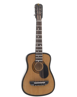 Classic Guitar Steel String w/ Pick Guard