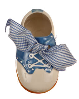 Boy Saddle Shoe