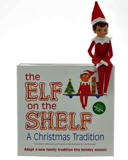 The Elf on the Shelf Gift Set