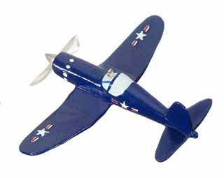 World War II Aircraft - US Navy Vought F4U Corsair