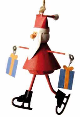 Santa on Skates COGB13011