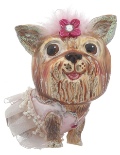 Yorkshire Terrier - Flower
