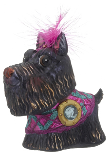Scottish Terrier - Black
