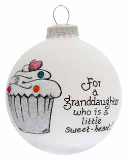 For a Granddaughter who is a Little Sweet-Heart
