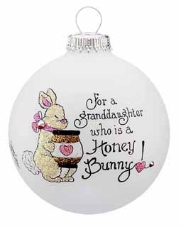 Granddaughter Is A Honey Bunny