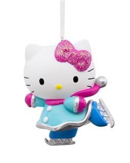 Hello Kitty Ice Skating (Hallmark) COHL17020