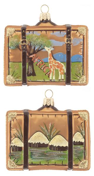 Africa Suitcase COIM10005