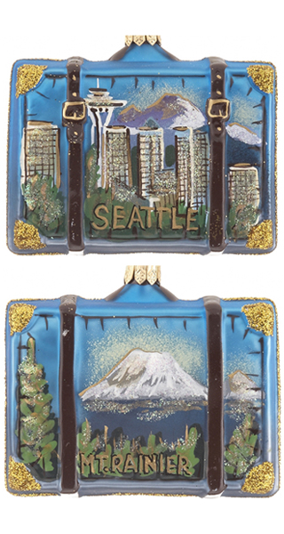 Seattle Suitcase
