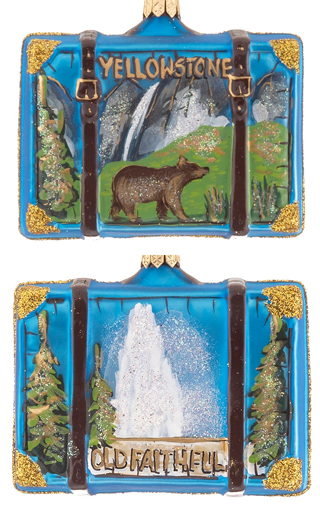 Yellowstone Suitcase