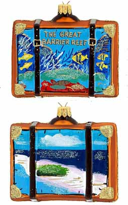 Great Barrier Reef Suitcase