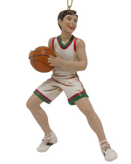 Adult Male Basketball Player