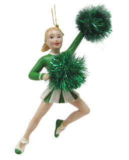 Cheerleader Green