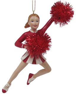 Cheerleader Red