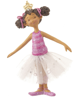 Princess Party Ethnic Ballerina