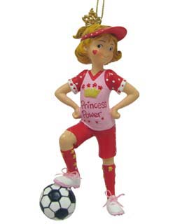 Princess Party Soccer