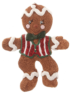 Happy Gingerbread Boy