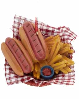 Hotdogs and Fries