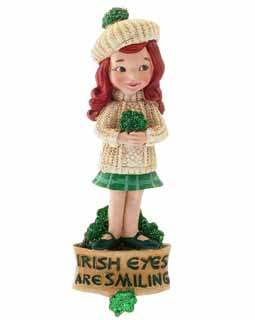 Irish Eyes are Smiling Girl