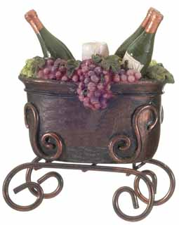 Copper Wine Tub