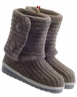UGG Boots - Grey Classic Cardy Style
