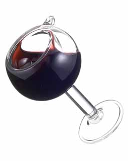 Balloon Red Wine Glass
