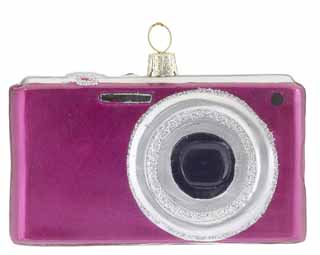 Digital Camera - Choice of 4 Colors