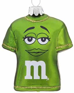 M&Ms T-shirt Green
