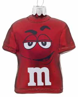 M&Ms T-shirt Red
