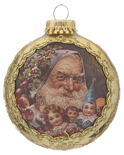 2015 Santa on Silk - 1906 Sinter Claus