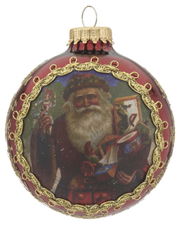 2014 Santa on Silk - Natale di Padre