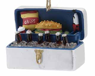 Tackle Box Cooler
