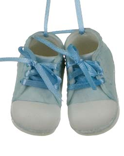 Newborn Baby Shoes - Boy