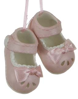 Newborn Baby Shoes - Girl