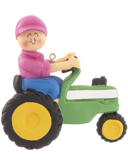 Green Tractor Female