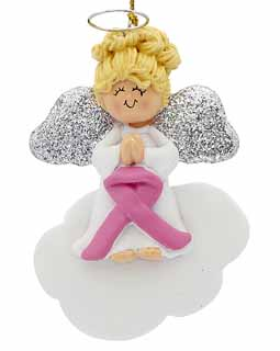 Angel on Cloud Breast Cancer