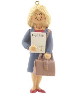 Lawyer - Female