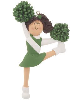 Cheerleader - Green