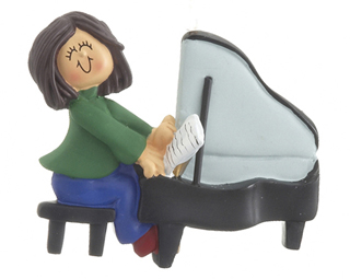 Piano Player - Female