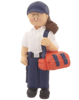 EMT or Delivery Person - Female