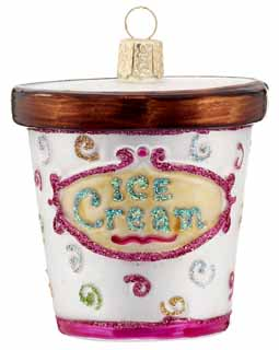 Ice Cream Carton