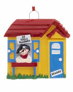 Playhouse for Boys