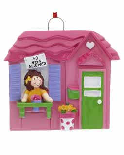 Playhouse for Girls