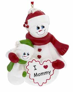 I Love Mommy - 1 Child