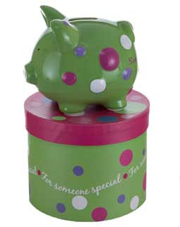 Mini Someone Special Piggy Bank