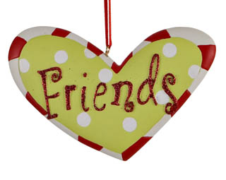 Friends Heart